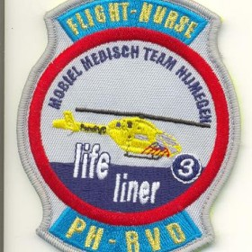 Lifeliner 3 Flght Nurse PH-RVD