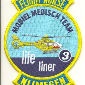 Lifeliner 3 Nijmegen Flight Nurse