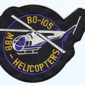 MBB Helicopter embleem